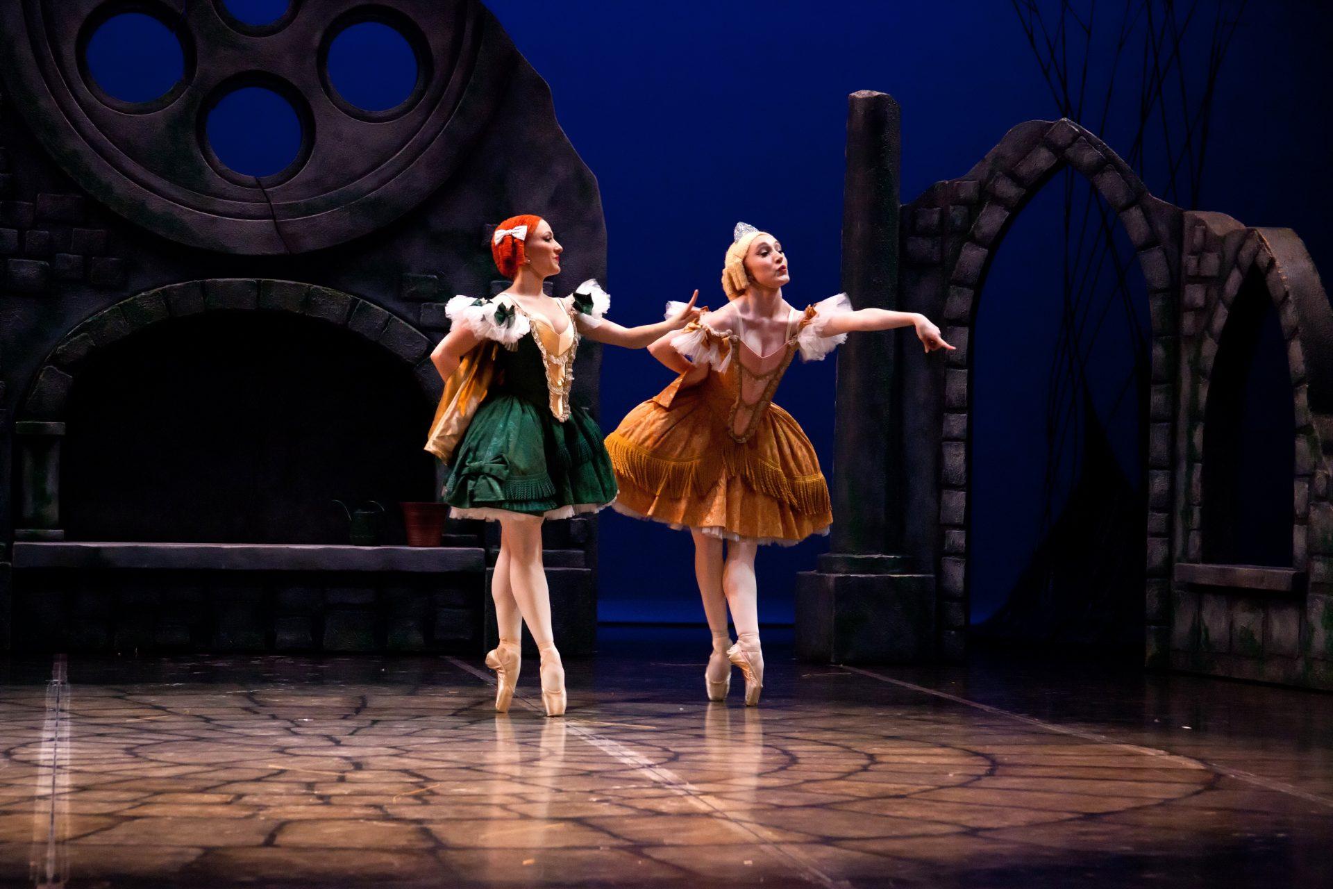 Ballet Jörgen Cinderella