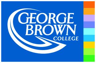 George Brown Dance logo