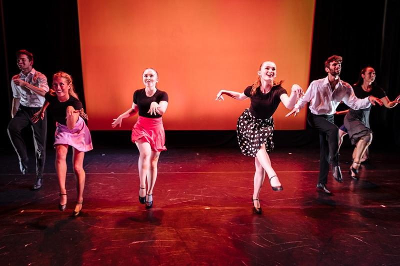 GBD Next Stage 2018 dancers.