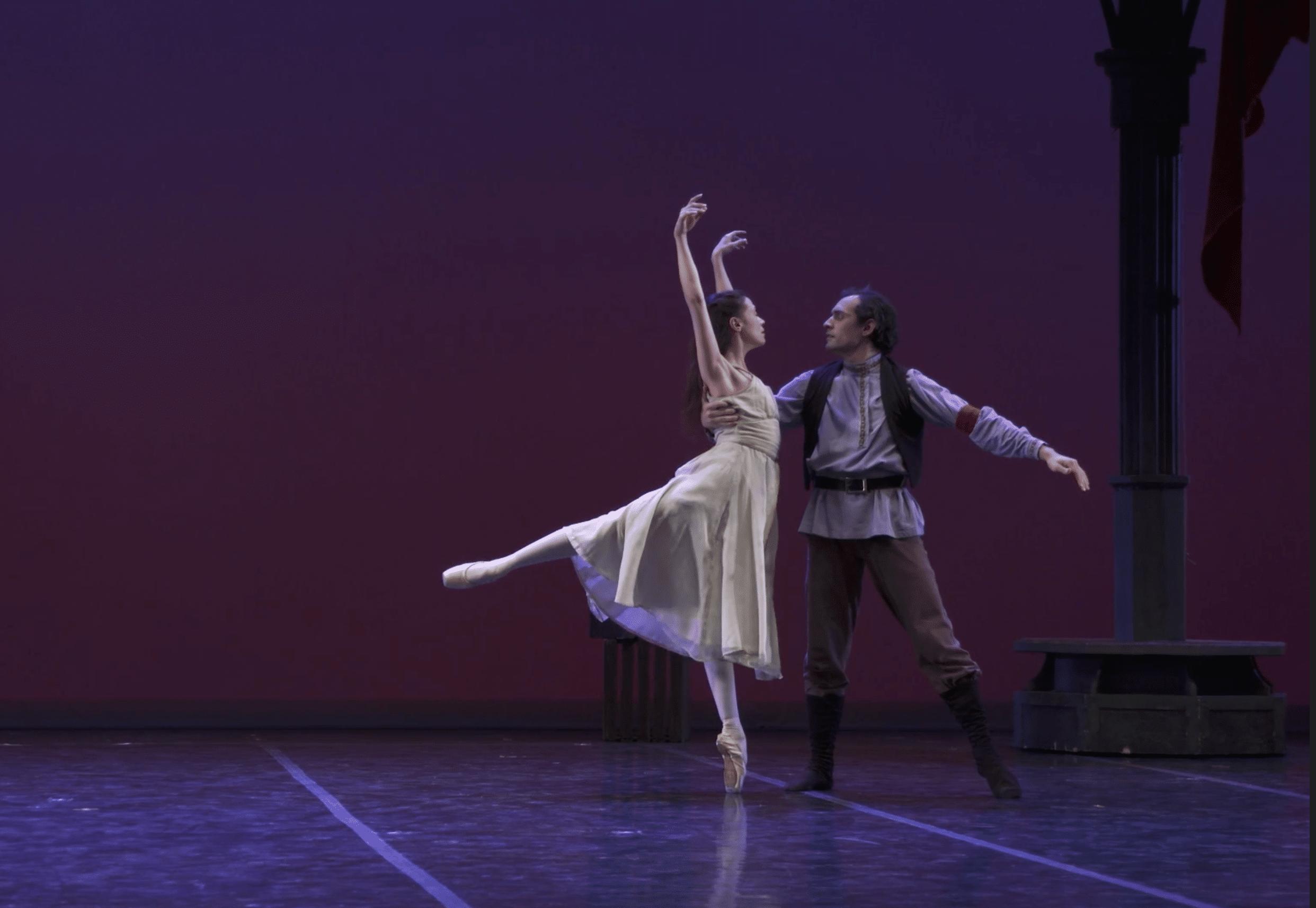 Anastasia Ballet Jörgen